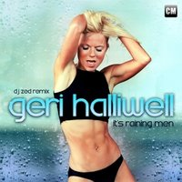 DJ ZeD - Geri Halliwell - It's Raining Men (DJ Zed Extented Remix)
