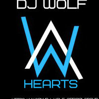 Dj Wolf Only - Dj Wolf Only - Hearts