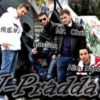 J-Pradda's - Bad boy (mixtape)