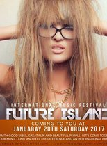 FUTURE ISLAND @ Villa Palm Beach Hotel Sport Ground, Ja-ela