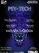 Katusha Svoboda - Special Deep House Set at PSY-TECH | Aqua The Park @ Aqua, The Park