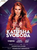 Katusha Svoboda at Woodstock Lounge @ Woodstock Lounge
