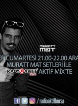 Muratt Mat - Radio Active 92.6 LIVE Show, Turkey @ Radio