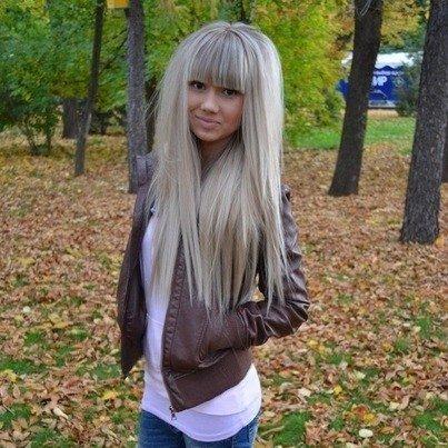 Фото девушек на аву в одноклассники русые