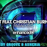 ANDY GROOVE - BT FT. CHRISTIAN BURNS - PARALYZED (ANDY GROOVE & ASHERIA REMIX)