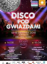 Disco Under The Stars 2015 @ Zielona Gora