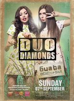 Duo Diamonds | Guaba Beach Bar (Кипр) @ Guaba Beach Bar