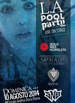 L.A. POOL PARTY @ @Circolo Andrea Doria