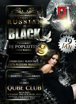 RUSSIAN INVADERS (Club life.Roma) @ Club  Qube