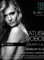 Katusha Svoboda at El Sky Bar @ El Sky Bar