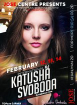 Katusha Svoboda at Jose Centre @ Jose Centre
