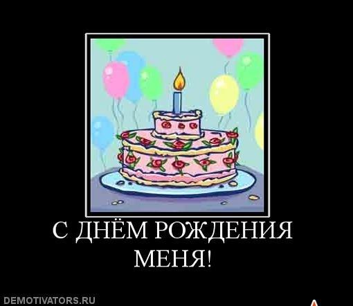 Поздравления с днем рождения меня любимую