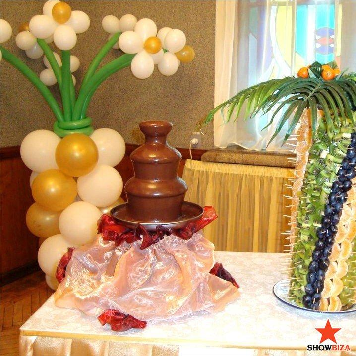 Фруктовые пальмы своими руками фото 24