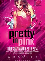 PRETTY IN PINK | GRAVITY THURSDAYS @ GRAVITY SOUNDBAR