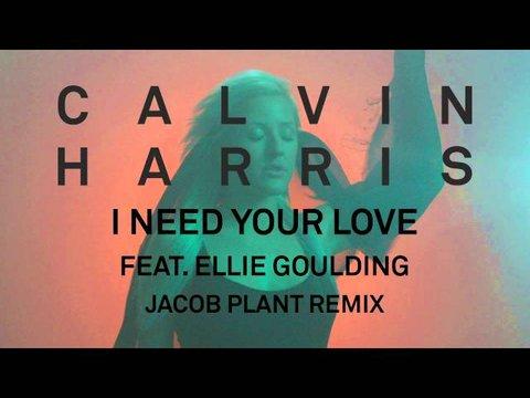 Calvin Harris - I Need Your Love Текст и перевод песни